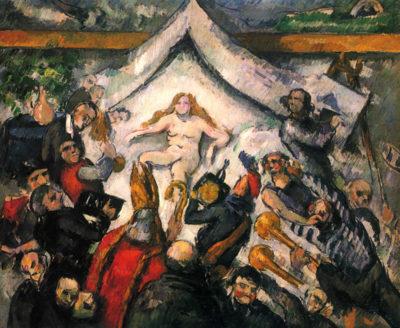 Paul Cézanne Female