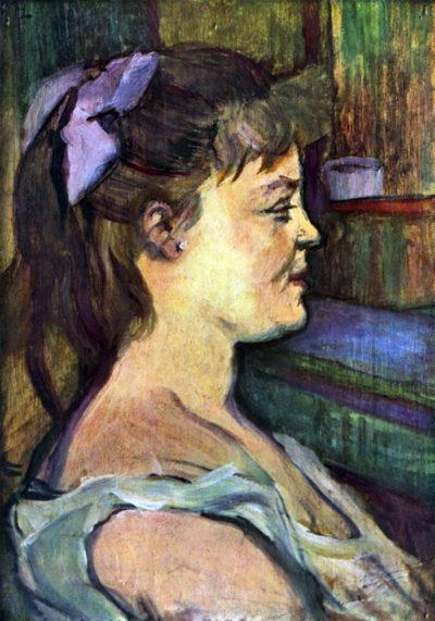 Henri de Toulouse-Lautrec Femme de Maison