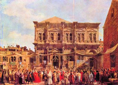 Canaletto Festival in San Rocco