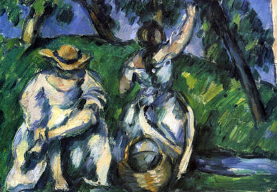Paul Cézanne Figures