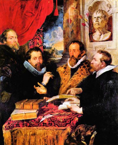 Peter Paul Rubens Four Philosophers