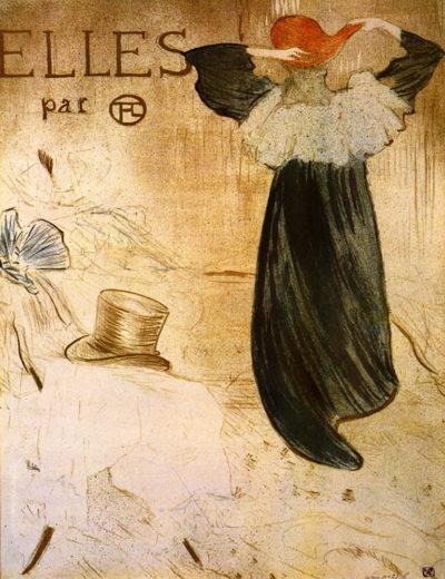 Henri de Toulouse-Lautrec Frontispiece