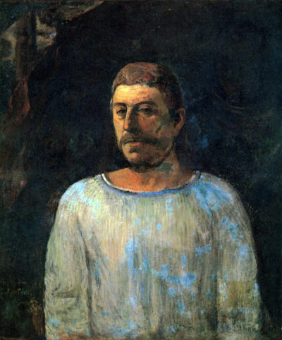 Paul Gauguin Galgotha