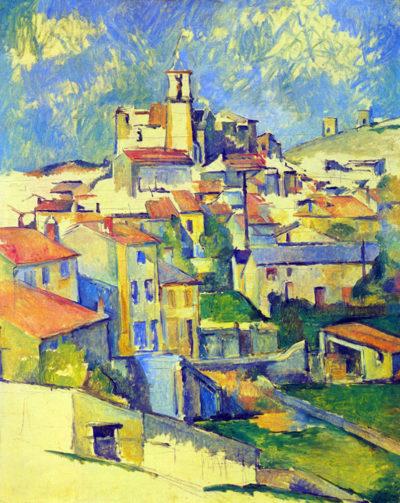 Paul Cézanne Gardanne