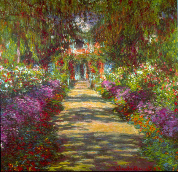 Claude Monet Giverny
