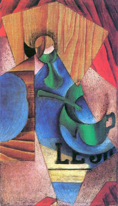Juan Gris Glass