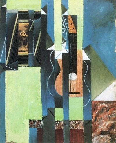 Juan Gris Guitar