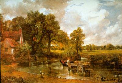 John Constable Hay Wain