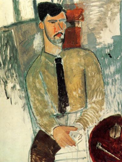 Amedeo Clemente Modigliani Henri Laurens