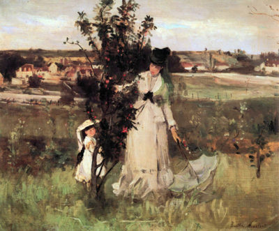 Berthe Morisot Hide-and-seek