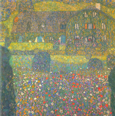 Gustav Klimt House in Attersee