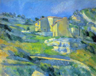 Paul Cézanne House in the Provence