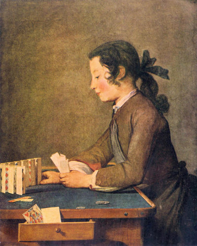 Jean Chardin House of Cards