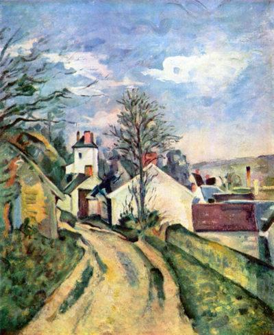 Paul Cézanne House of Dr. Gachet