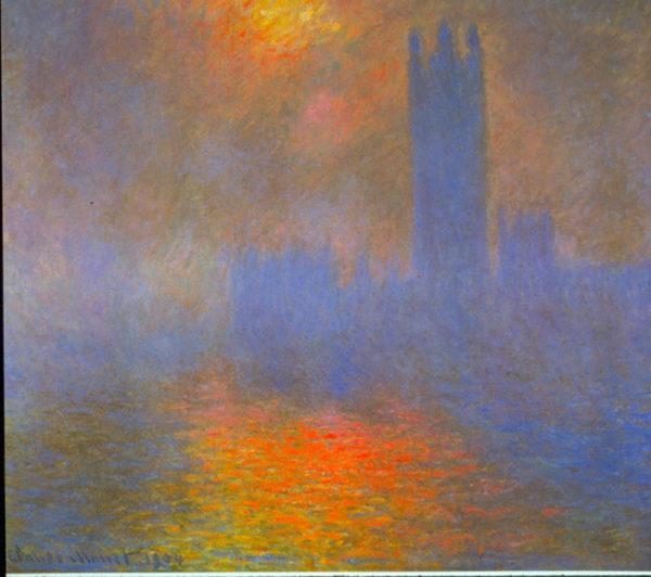 Claude Monet Houses of Parliament