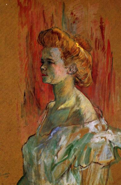 Henri de Toulouse-Lautrec Housewoman