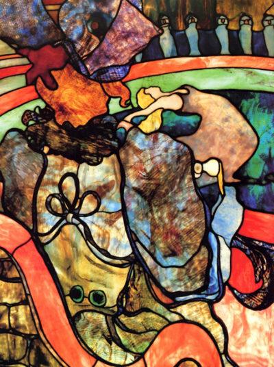 Henri de Toulouse-Lautrec In the circus