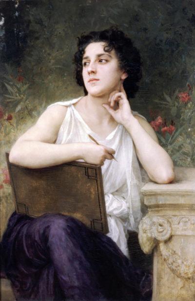 William-Adolphe Bouguereau Inspiration