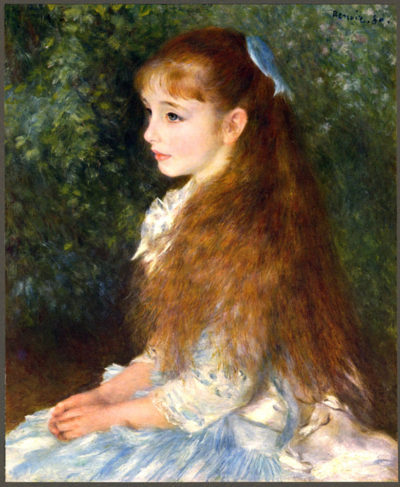 Pierre-Auguste Renoir Irene Cahen d Anvers