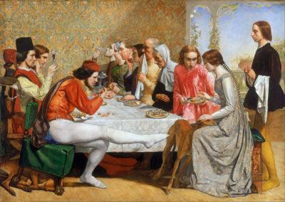 John Everett Millais Isabella