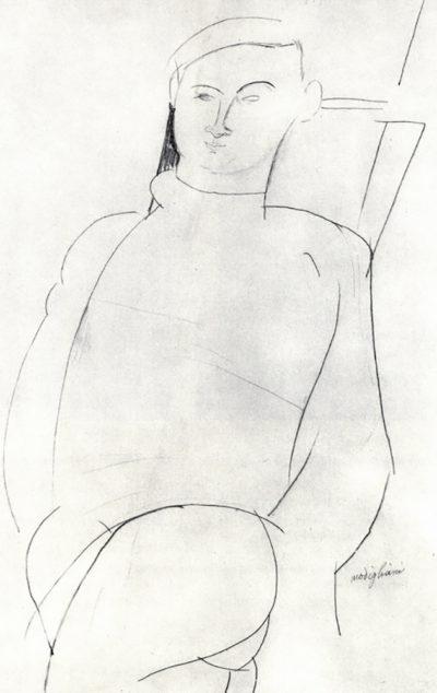 Amedeo Clemente Modigliani Jacques Lipchitz