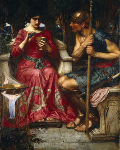 John William Waterhouse Jason and Medea