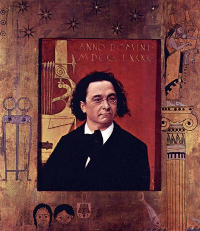 Gustav Klimt Joseph Pembauer