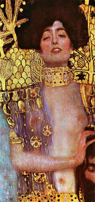 Gustav Klimt Judith I (and the head of Holofernes)