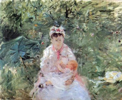 Berthe Morisot Julie Manet