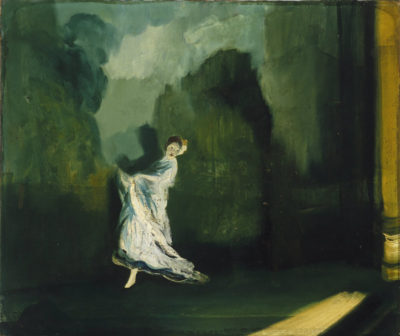 Everett Shinn Keiths Union Square
