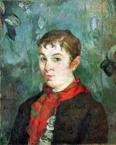 Paul Gauguin Landlord's Daughter