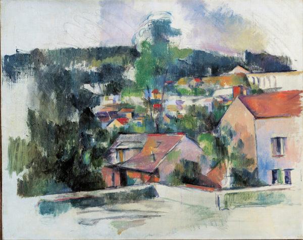 Paul Cézanne Landscape