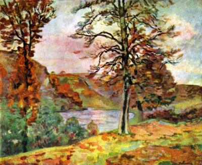 Armand Guillaumin Landscape