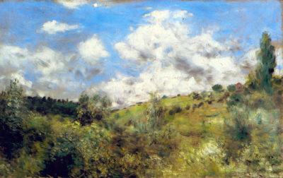 Pierre-Auguste Renoir Landscape