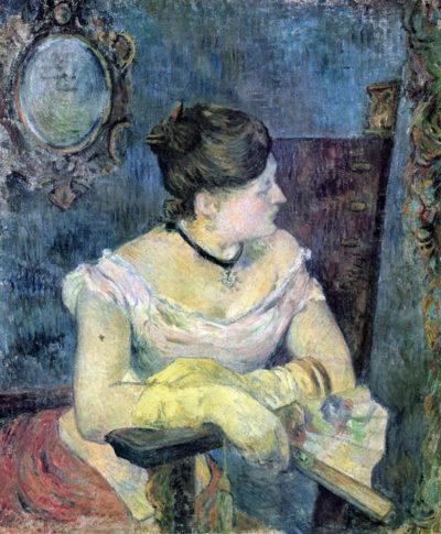 Paul Gauguin Madame Gauguin