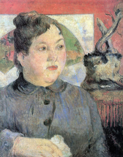 Paul Gauguin Madame Kohler