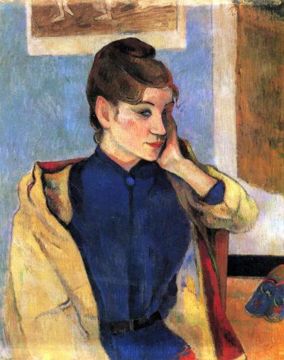 Paul Gauguin Madeleine Bernard