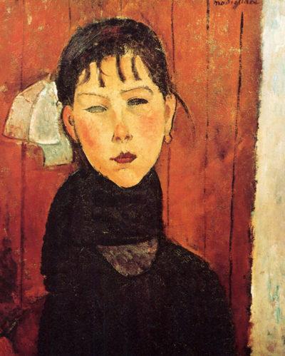 Amedeo Clemente Modigliani Marie