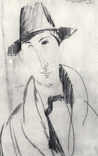 Amedeo Clemente Modigliani Mario Varvogli