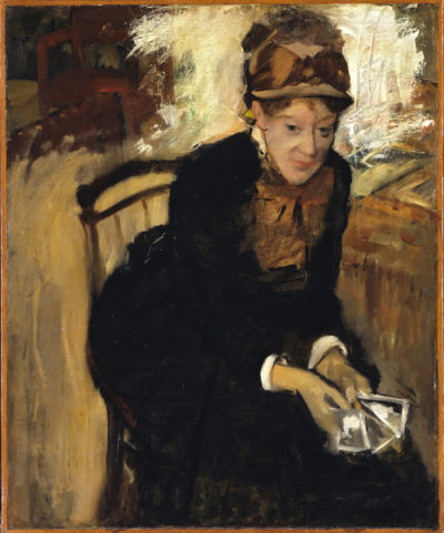 Edgar Degas Mary Cassatt