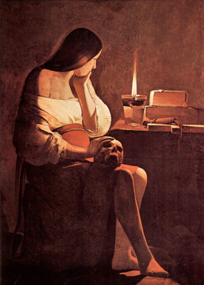 Georges de La Tour Mary Magdalene
