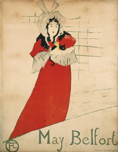 Henri de Toulouse-Lautrec May Belfort