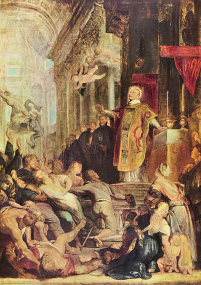 Peter Paul Rubens Miracles of St. Ignatius of Loyola