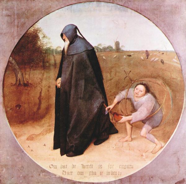 Pieter Bruegel Misanthrope