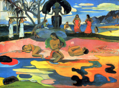 Paul Gauguin Mohana no Atua