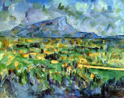 Paul Cézanne Mont Sainte-Victoire