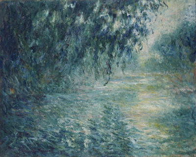 Claude Monet Morning on the Seine