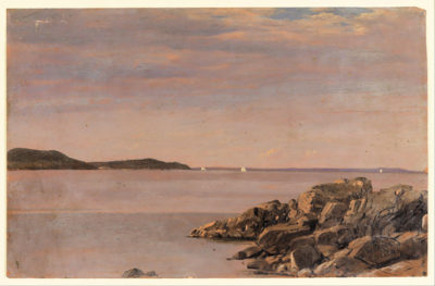 Frederic Edwin Church Mt Desert Island Maine