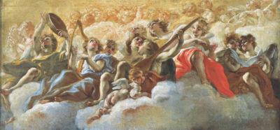 Antoon van Dyck Musical Angels
