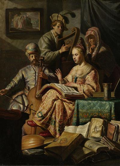 Rembrandt Harmensz. van Rijn Musical Company